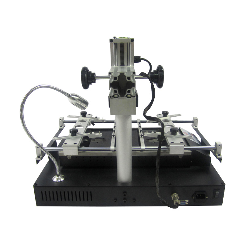 Hot saling IR8500 BGA reballing machine upgrated from the IR6500 V.2 and IR6000 V.3 big discounting! discounting