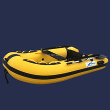 GTS260 Factory Direct Sale  2 People Inflatable PVC Fishing Boat Rubber Boat Leisure boat