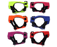 Pet Products Medium Large Dog Harness Vest Breathable And Comfortable Mesh Pet Dog Leash Small Dog