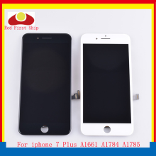 5.5 For iphone 7 Plus LCD Screen monitor Display Touch Digitizer Complete A1661 A1784 ORIGINAL