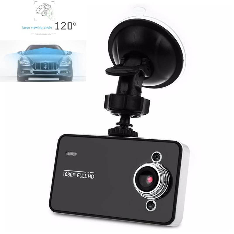 FHD 108P Car DVR Black Dashboard Night Vision font b Camera b font Video Recorder Loop
