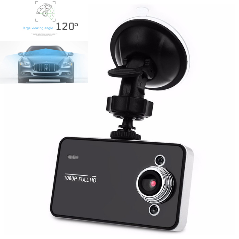 FHD 108P Car DVR Black Dashboard Night Vision Camera Video Recorder Loop Recording Mini Dash Cam DVRs