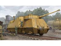 1pcs Action Figures Toy Kids Gift Collection For Trumpeter 1/35 01516 Panzerjager Triebwagen 51 Model Kit