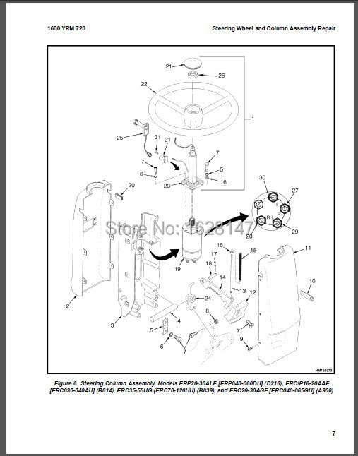 yale forklift wiring diagram manual yale image aliexpress com buy yale wiring diagrams and service manuals for on yale forklift wiring diagram manual