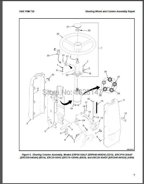 wiring yale diagram glc