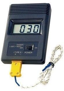 Frete grátis termômetro tm902c decimal ponto rápido sensor de medição de temperatura