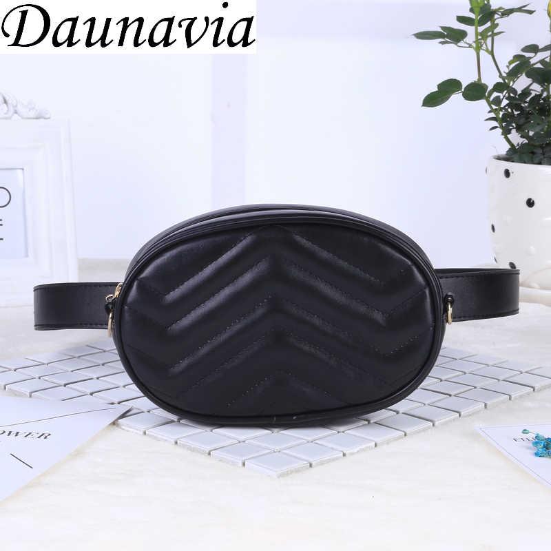 91224ceeaef 2019 New Bags for Women Pack Waist Bag Women Round Belt Bag Luxury ...