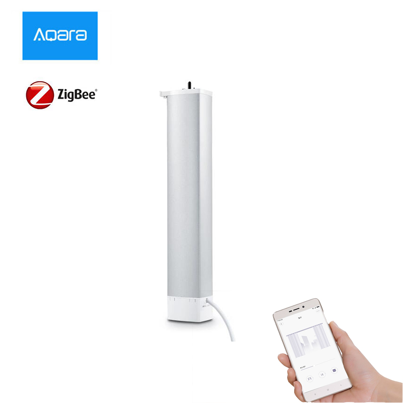 Originale Xiao mi aqara Intelligente Smart Home, Casa Intelligente motore Tenda Zigbee 2.4 ghz wireless Di lavoro Con mi app