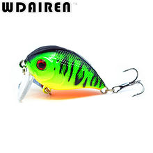 1Pcs Winter Fishing Lures Cran kbait 5cm 8g Fishing Swimbait jig Japan Lake River Fishing Wobblers Carp Fishing Baits Tackle