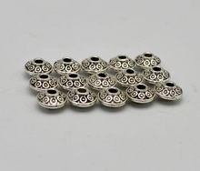 1pc Antique Silver Viking Celtics Charms Beads for Bracelets for Pendant Necklace DIY for Beard Hair Beads C22(China)