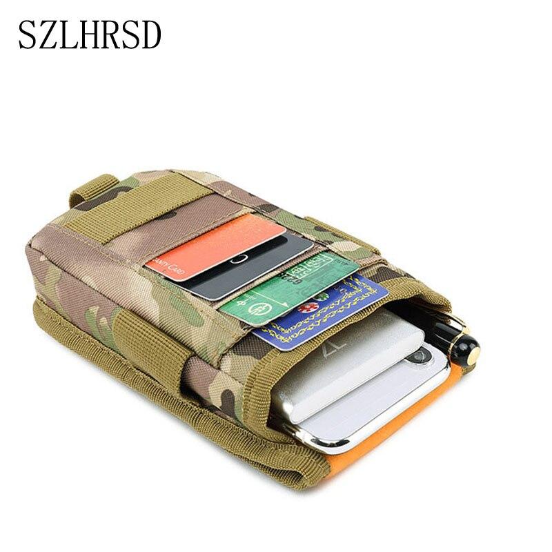 Ulefone Armadura 6E 5X2 3 T S9 S10 Pro Poder S11 6 3L 5S Nota 7 Universal Ao Ar Livre gancho do Cinto tático Malote Do Telefone Coldre Caso Cintura