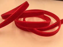 "21colors Choices 1/8"" 3mm Single Faced Polyester Velvet Ribbon Velour Ribbons Webbing Diy Accessories 100yards Lot"