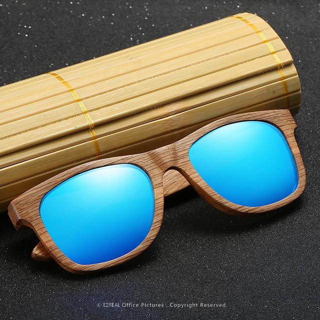 Luxury Handmade Wooden Sunglasses