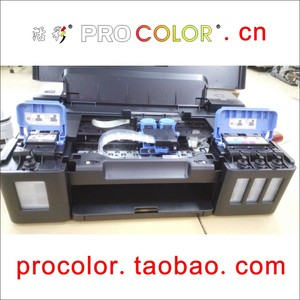 Image 4 - Набор чернил для Canon PIXMA G1400, G2400, G3400, G2410, G3410, пигментные чернила для Canon PIXMA G1400, G2400, G3400, G2410