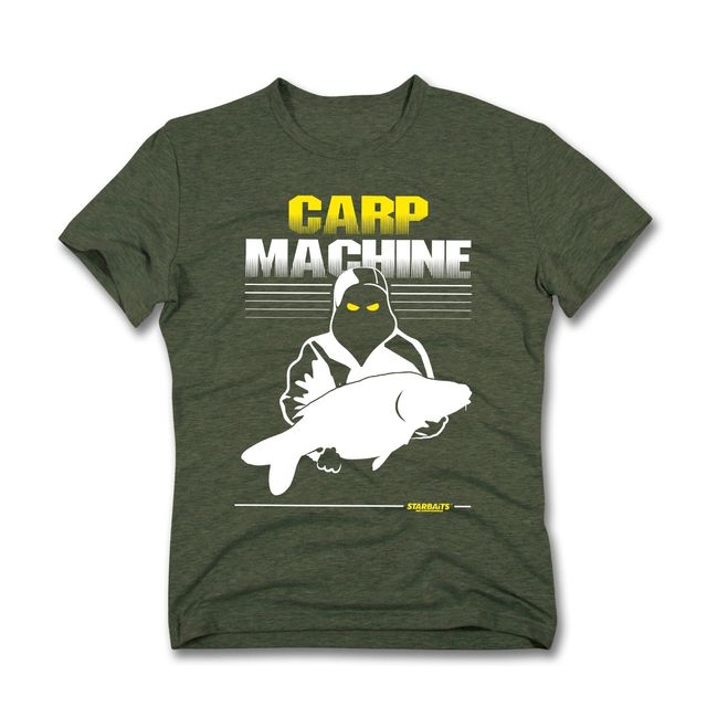 a8fac37d CARP MACHINE- CARP FISHING T SHIRT -ALL SIZESCool Casual pride t shirt men  Unisex New Fashion tshirt Loose Size top ajax