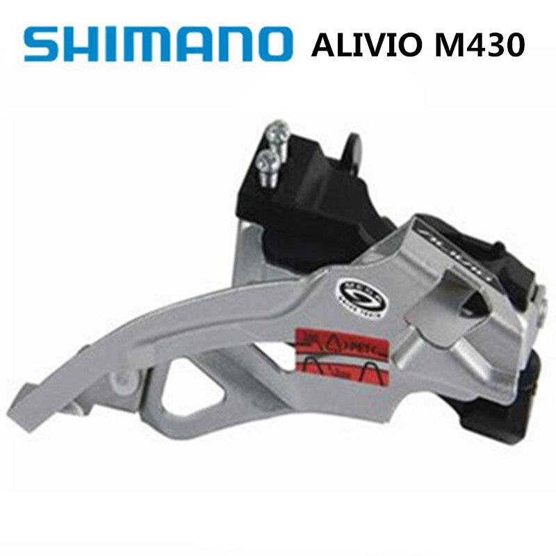 Cycling Disciplined Shimano Alivio Fd-m430 Fd-m431 Mountain Bike 9/27 Speed Transmission 44 Tooth Sprocket Wheel Brand New Original
