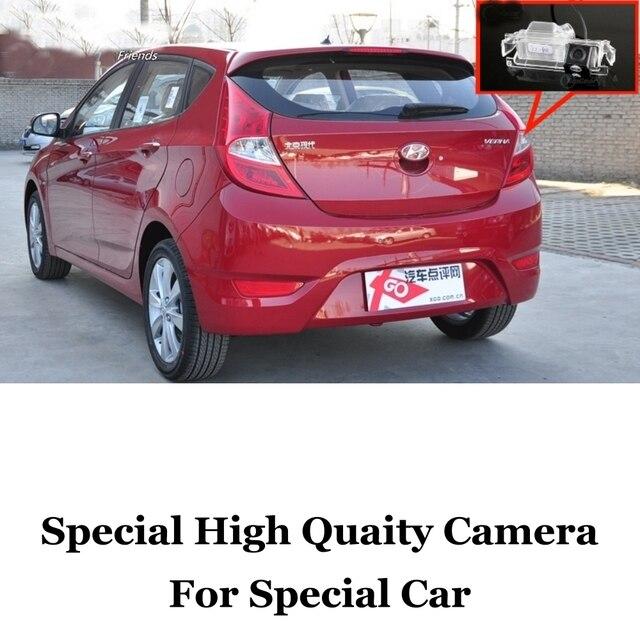 Car Camera For Hyundai Verna / Accent Blue / Fluidic / Solaris / Grand Avega / i25 Ultra HD reversing camera automobile RCA