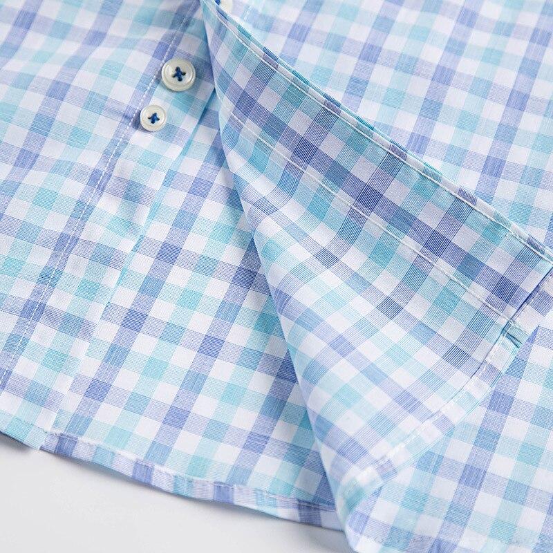 Chemisette Vêtements 2018 Courtes 8xl Grande Taille 7xl Manches Masculina Hommes Coton De D'été À 9xl Nouvelle Chemise 1 Marque 6xl Chemises Plaid 100 87PHtqPd