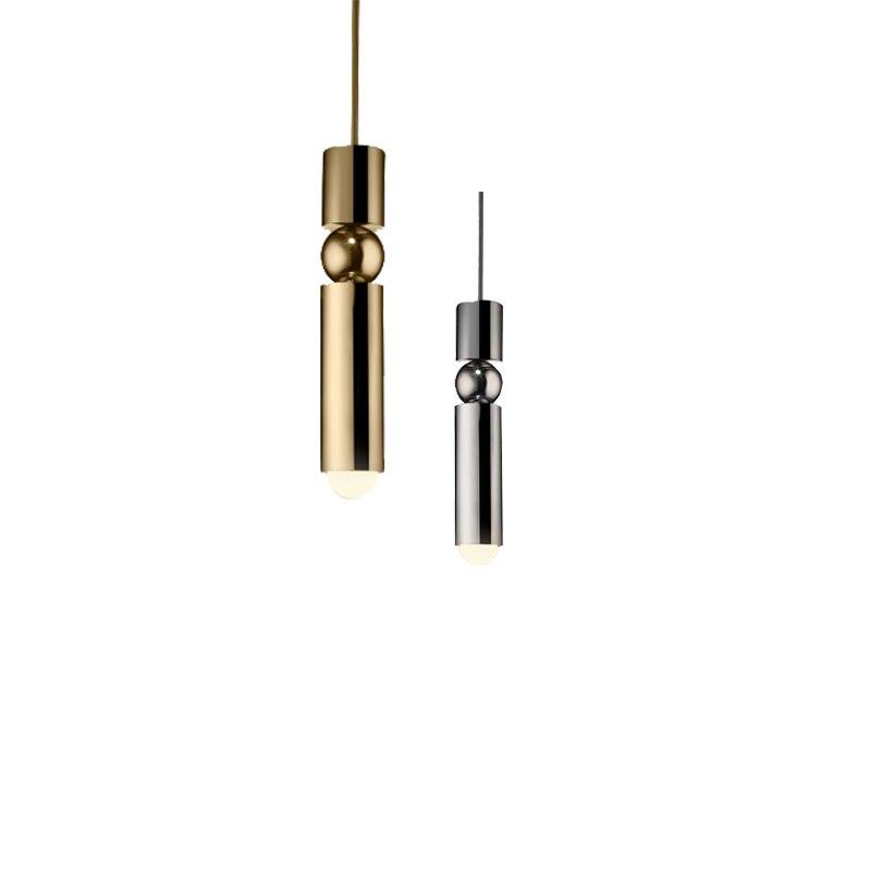 Modern Pendant Ceiling Lamps metal simple Pendant Lamp Lights Pending Lighting chandelier Living Room Bedroom Loft Hanging Light in Pendant Lights from Lights Lighting