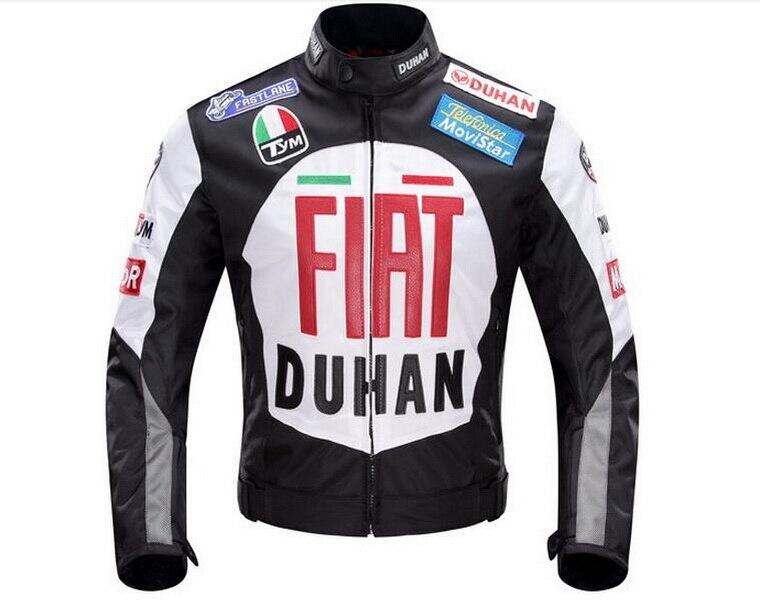 2016 nouveau DUHAN moto costumes de course ensemble moto cross moto veste de vélo pantalon moto vélo équitation vêtements pour automne hiver weaterprooof - 2