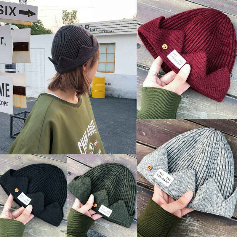 Free Ship!Riverdale Jughead Jones Winter Warm Hat Exclusive Theme Five Colors Crown Cap Fans Lovely Gift Halloween Cosplay Pros