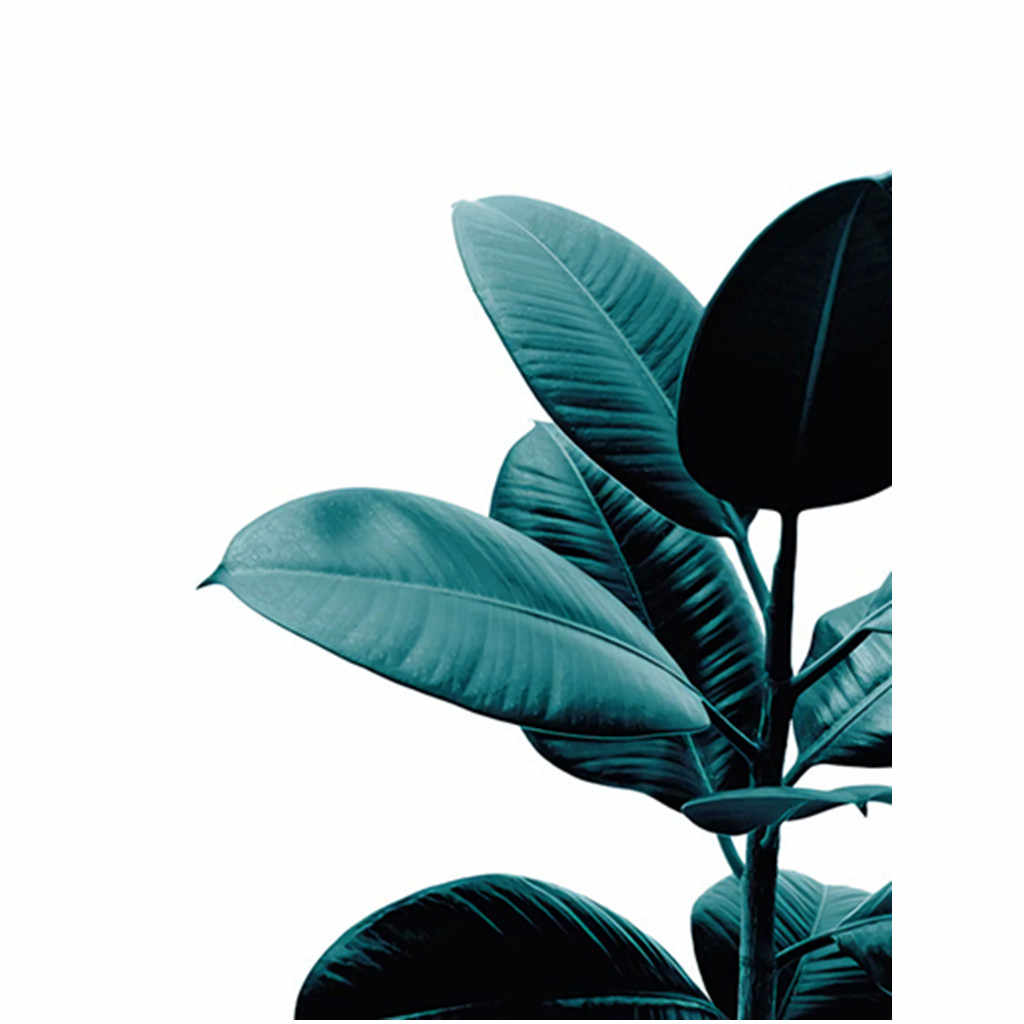 Leaf Plant Leaf Tortoise Decorative Picture DIY Painting By Numbers Abstract Landscape Picture Painting For Living Room drecor