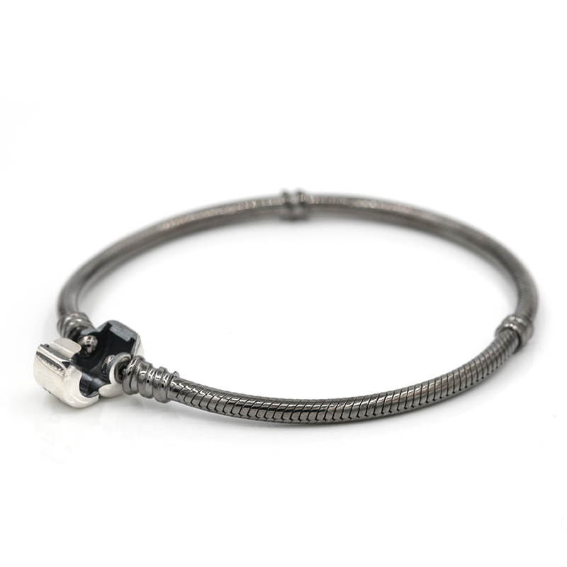 black single men in pandora Pandora 590705 cbk-s1 69 inch single black braided leather bracelet  men's global store avg  black leather pandora bracelet.