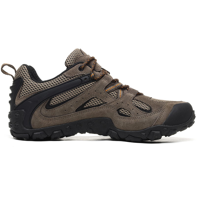 Men's 4 Seasons Outdoor Hiking Trekking Shoes Sneakers For Men Sport Tourism Climbing Mountain Camping Shoes Sneakers Man все цены