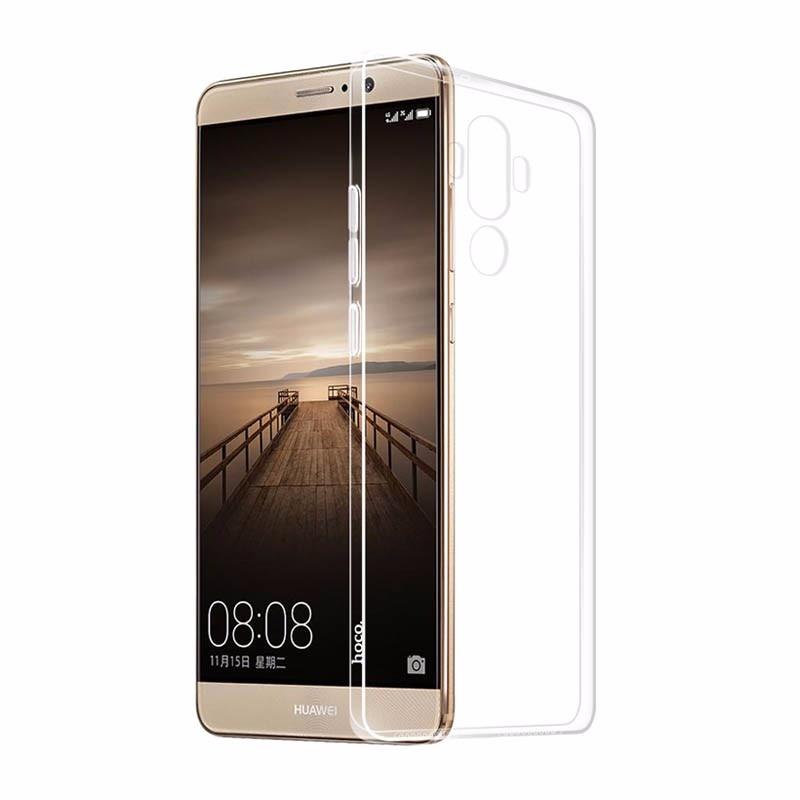 Huawei Mate9 Mate8 Mate7 Nova Case Anti-Scratch Clear Soft Gel TPU - Ανταλλακτικά και αξεσουάρ κινητών τηλεφώνων - Φωτογραφία 2