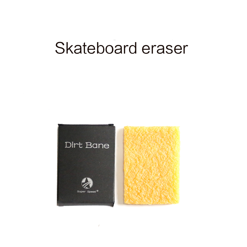 Image 2 - Skateboard griptape sandpaper clean eraser Longboard sand paper cleaner dirt remover skatboard eraser for Griptapes-in Skate Board from Sports & Entertainment
