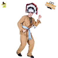 Hot Sale Men S Indian Costumes In Carnival Party Imitation Popular Traditional Indian Clothes Masquerade Party