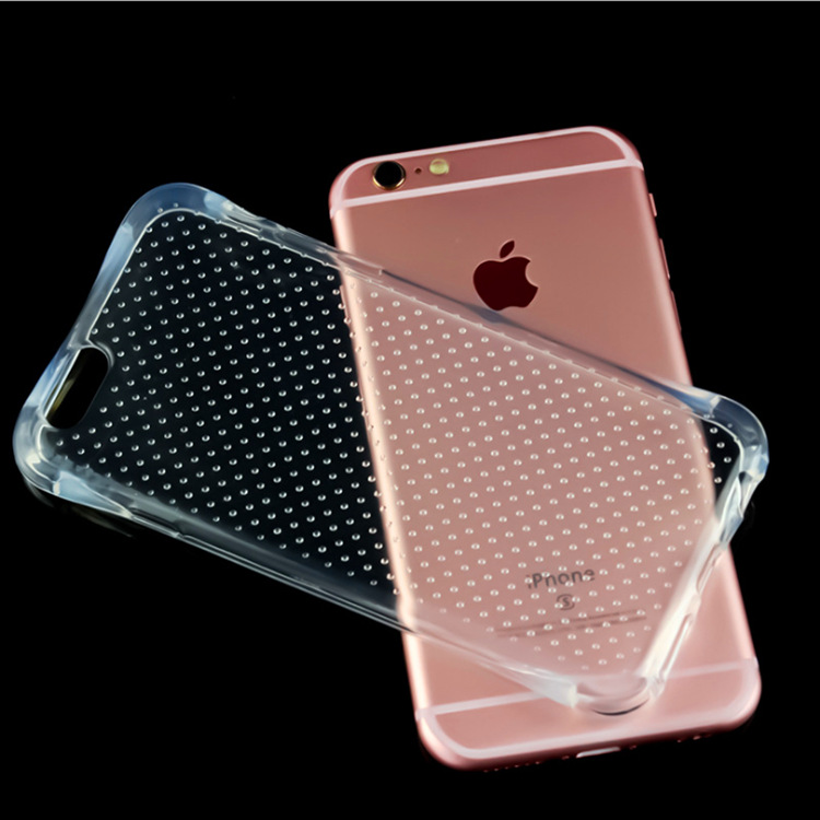 reputable site fe67a ace2a US $1.09 |Anti Shock Case for iPhone 6 Plus / 6s Plus 6 / 6s 5 / 5S SE  Cover shell TPU Soft Transparent Phone cases on Aliexpress.com | Alibaba  Group