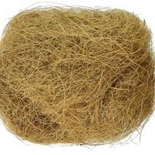 30 г товары для птиц BPV105 стерилизованное натуральное кокосовое волокно для птичьего гнезда отличная игрушка для птичьего гнезда легче