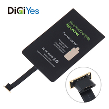 Current WPC 5W Wireless Charger Charging Receiver Module for Universal Android Phone Micro-usb Mobile Interface цены