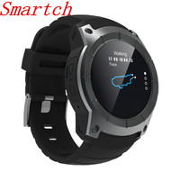 Smartch 2018 New GPS smart watch Sports Watch S958 MTK2503 Heart rate monitor Smartwatch multi sport model for Android IOS