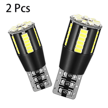 2Pcs T10 W5W SMD 24 LED Auto Interior Doom Lamp 39 LED Car HID White Canbus