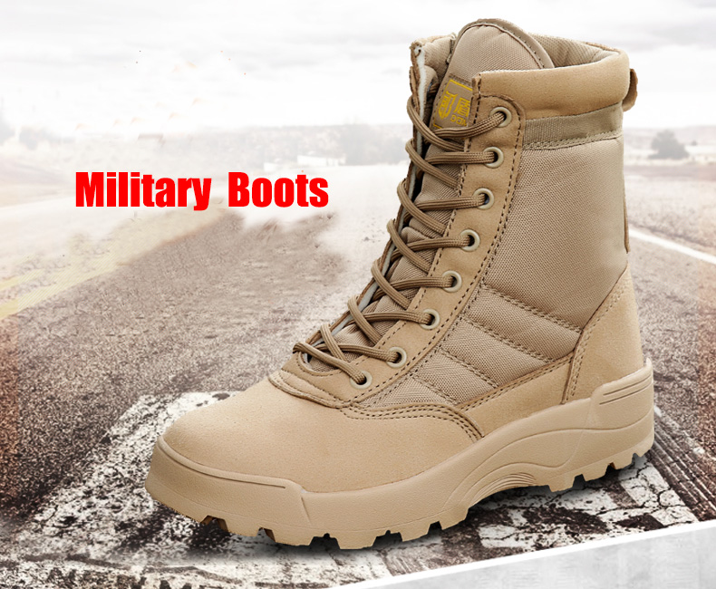 HTB1hmuxXAT85uJjSZFgq6AZvVXaO - Men Desert Tactical Military Boots Mens Working Safty Shoes Army Combat Boots Militares Tacticos Zapatos Men Shoes Boots Feamle