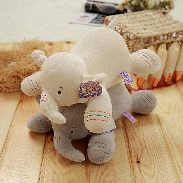Peek boo Play Hide Seek Stuffed Elephant Soft Plush Toy Baby Kids Plush Comfort Toys 2 C ...