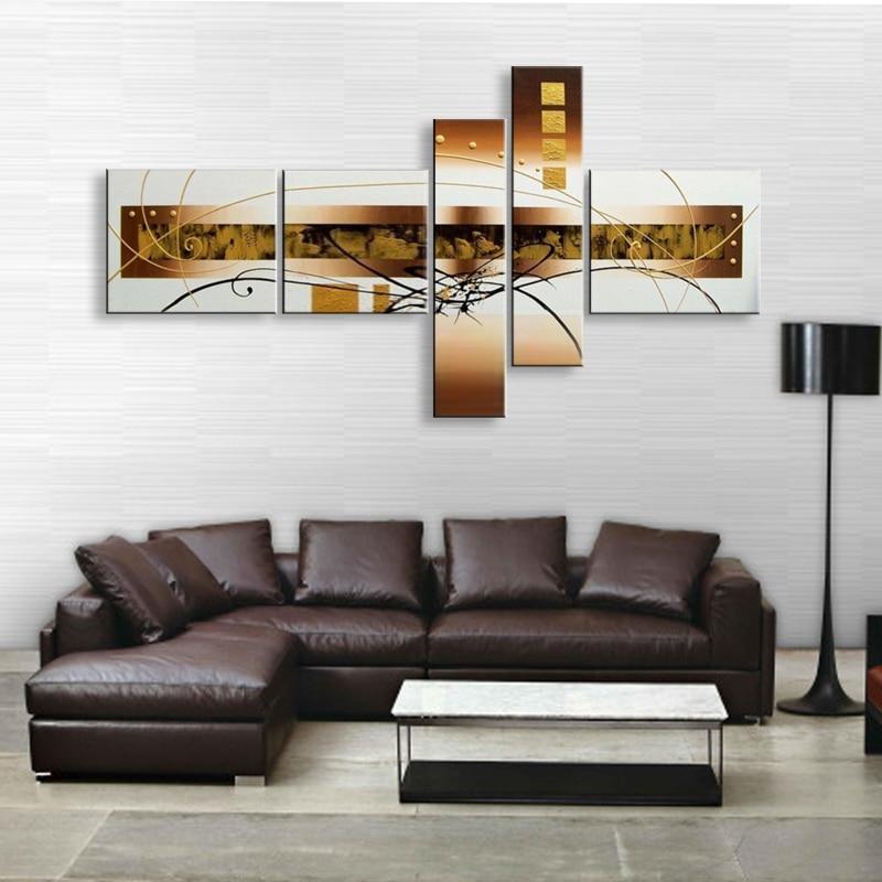 Handgemachte ölgemälde auf leinwand moderne Best Art Moderne Abstrakte Malerei ölgemälde original direkt vom künstler XD5 201A - 3