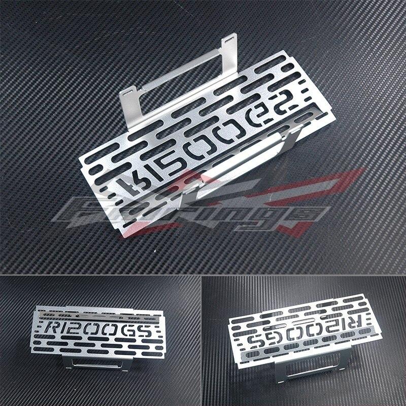 Бесплатная доставка ЧПУ Алюминиевый масляный радиатор гвардии, пригодный для BMW R1200GS 2004-2013