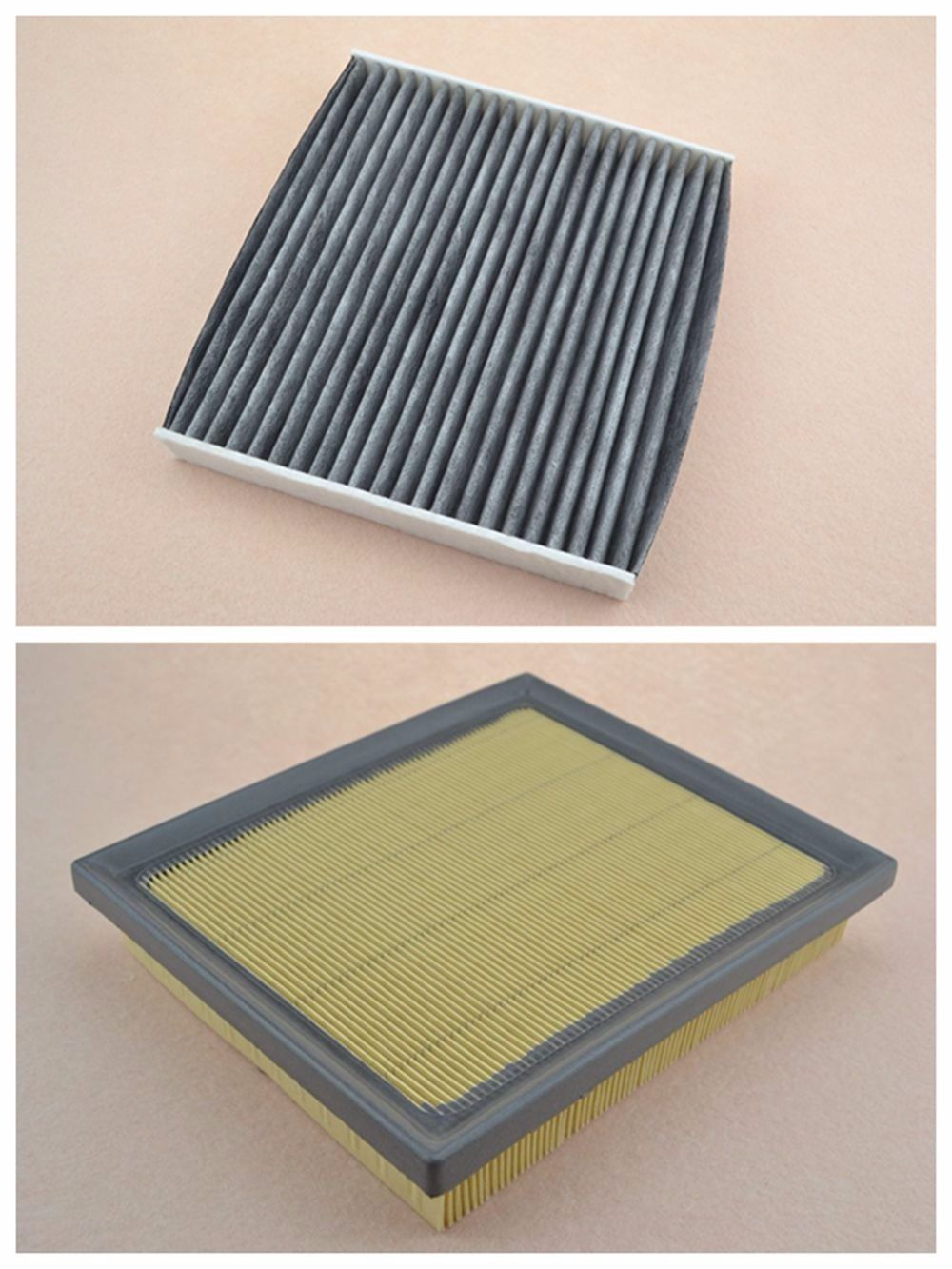 Bbq fuka oem quality car engine air filter cabin air filter fit for lexus ct200h toyota