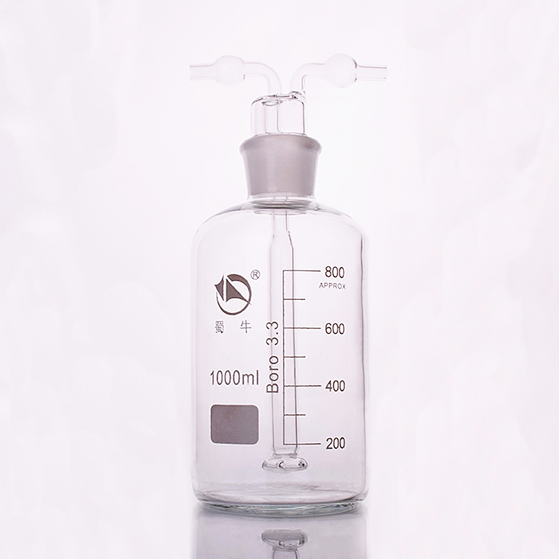 Monteggia gas washing bottle ,Capacity 1000ml,Lab Glass Gas Washing Bottle muencks,Shisha hookah monteggia gas washing bottle capacity 50ml lab glass gas washing bottle muencks shisha hookah