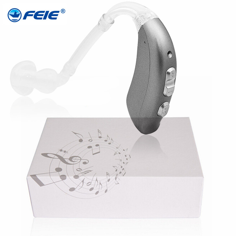 Feie Supplier New Launch Programmable Hearing Aides Digital Audifono para Deafness Equipment Hearing Aid MY-22 Free Ship to USA 2016 new products cheap china feie brand invisible digital hearing aid audiofone amplificador de surdez s 10a audifono with a10