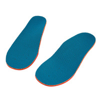 1Pair Comfortable Kids Child Unisex Orthotics Insoles Pad Arch Support Pad Children Foot Correction Cushion Tools