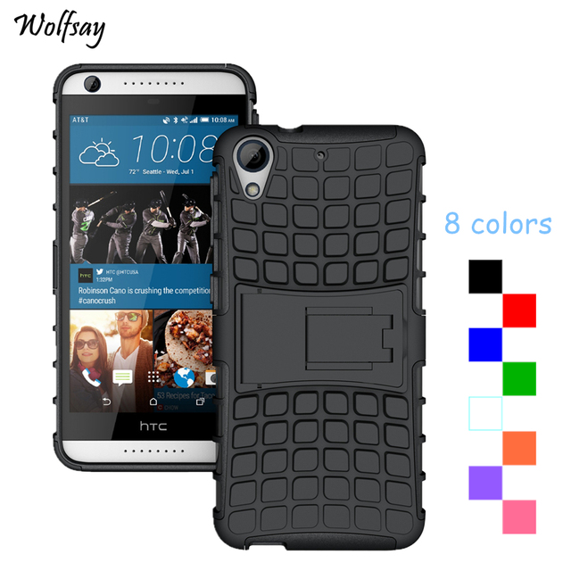 buy popular b4e30 8df1b US $3.18 24% OFF|Wolfsay For Cover HTC Desire 626 Case 626G Shockproof  Silicone Mobile Phone Cases For HTC Desire 626 Case For HTC 626 Cover <-in  ...