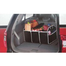 CDCOTN Car Storage Compartment Spare Debris Box Foldable Multifunctional Non-Woven Accessories