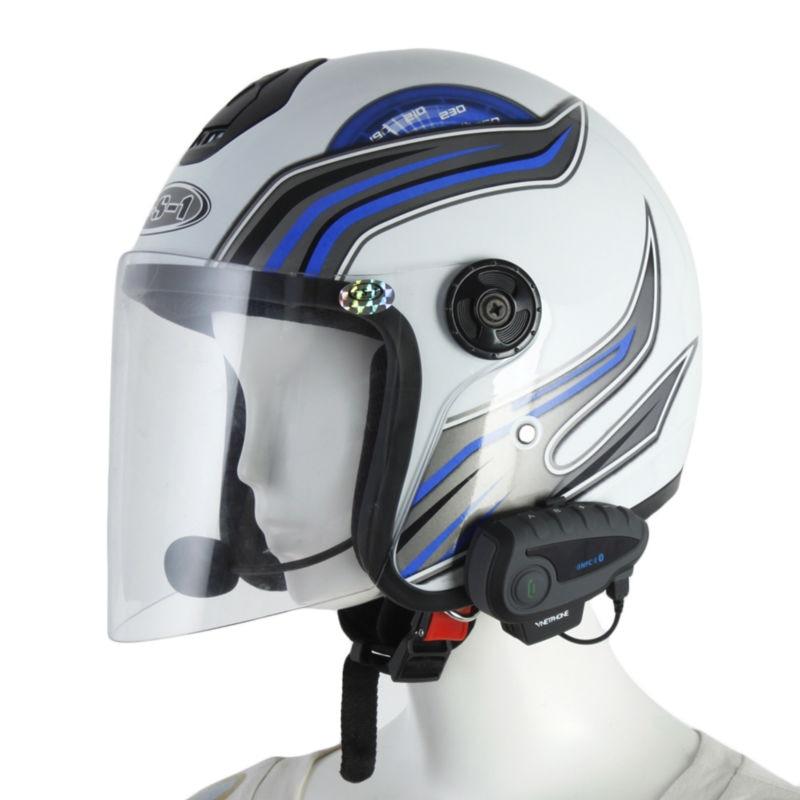 bluetooth intercom helmet