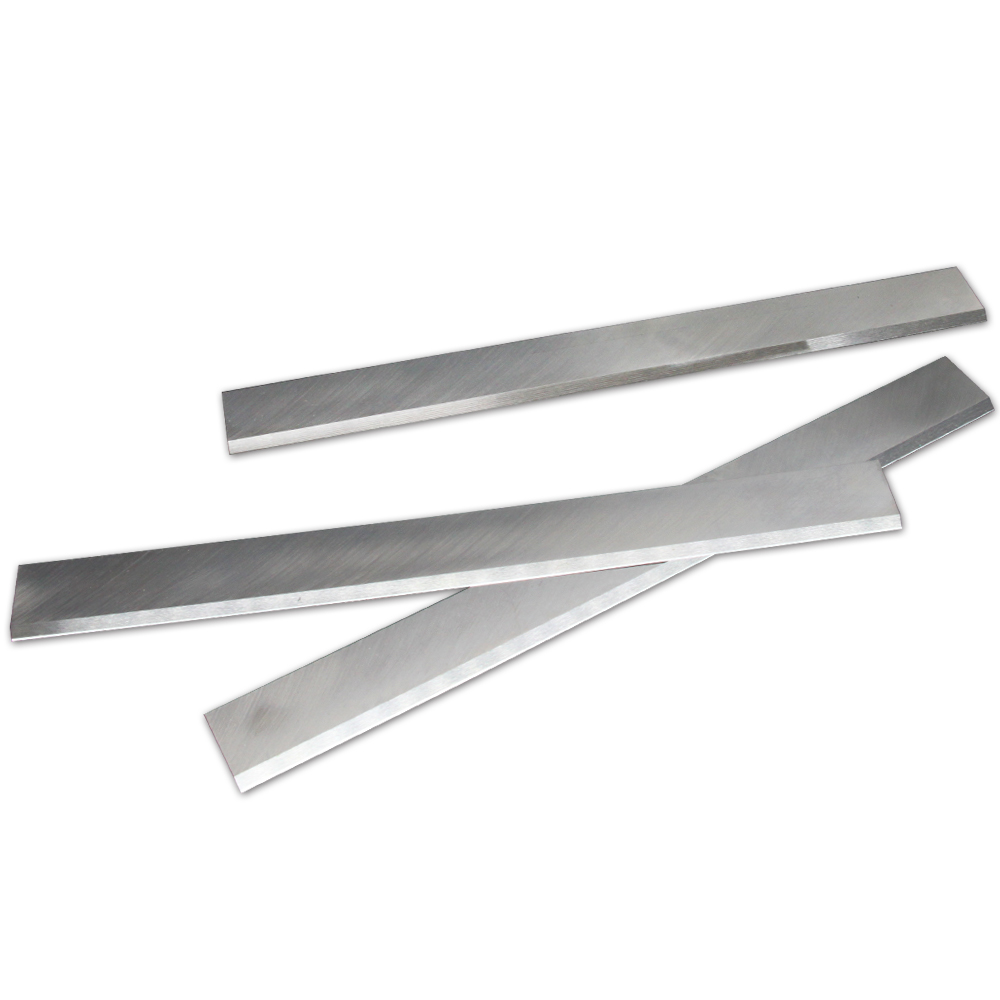 HSS 3pcs 260mm Thicknesser & Planer Blade Jointer Knives 260 X 25 X 3mm Resharpenable For Jet JPT260 JPT-260 Startrite K260