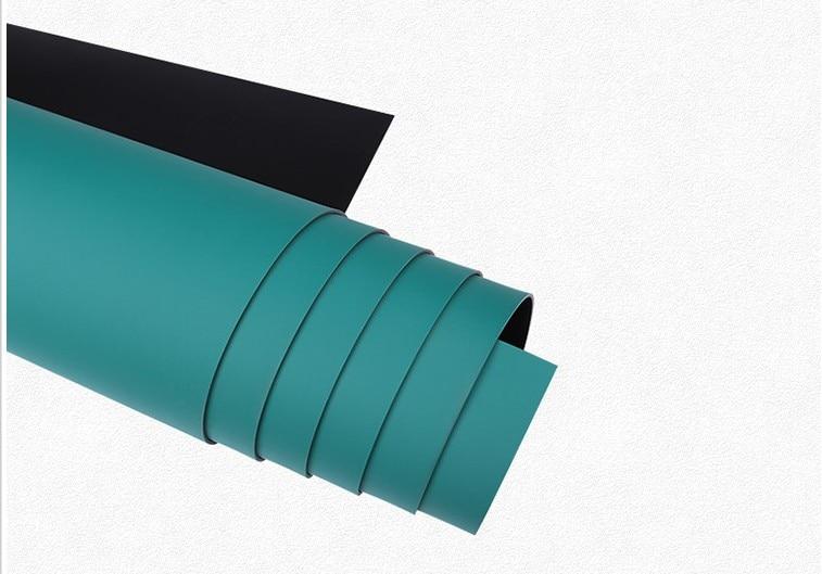 1000*500*2mm antistatik mat Anti Statik Mat + Timsah Klip Cep anti-statik mat1000*500*2mm antistatik mat Anti Statik Mat + Timsah Klip Cep anti-statik mat