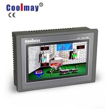 24DI 24DO Транзистор Реле интегрированный HMI plc все в одном EX3G-100HA-48MRT-4AD-K-485P